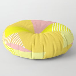 Peachy to the Max Floor Pillow