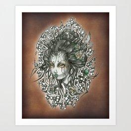 VIRUS Art Print