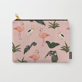 Tropical Party Carry-All Pouch
