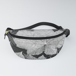 Ansel Adams - Leaves Fanny Pack