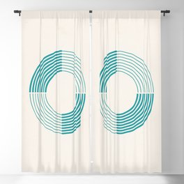 Coil Blackout Curtain