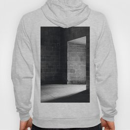 Scary view of hollow Hoody