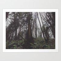 Gloomy Gloom Art Print