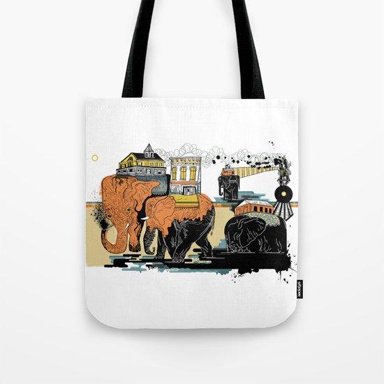 Oiliphants Tote Bag