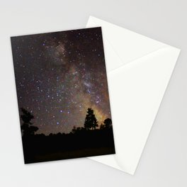 Stars in Jamestown Stationery Cards