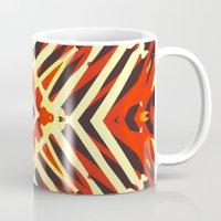 bones Mugs featuring bones by Matthias Hennig