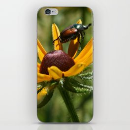 bugged out iPhone Skin