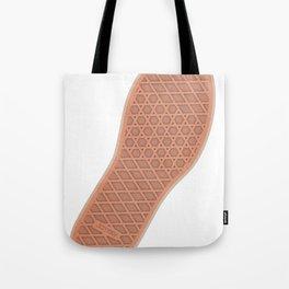 kicking it waffle style Tote Bag
