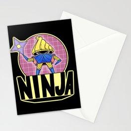 Ninja Gem Cookie Stationery Cards