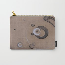 optical bubbles Carry-All Pouch