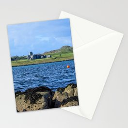 Iona Abbey Isle of Iona Stationery Cards