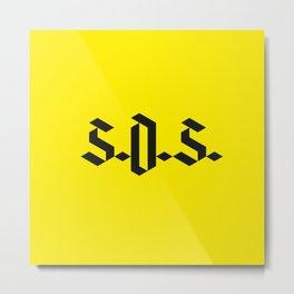 Save our Souls Metal Print