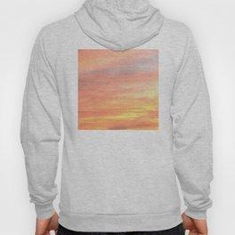Orange Sky Hoody
