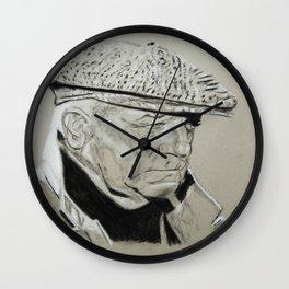 Jean Gabin Wall Clock