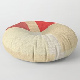 Cacao Floor Pillow
