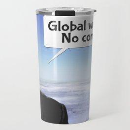 Al Gore's Global Warming Lie Travel Mug