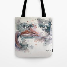 A sealed thought Tote Bag