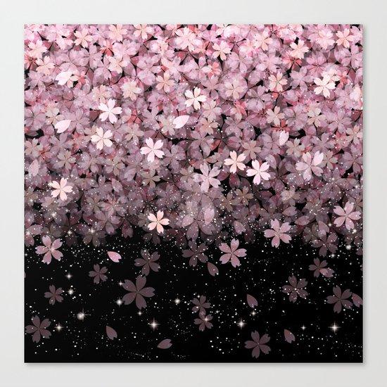 Cherry blossom #11 Canvas Print