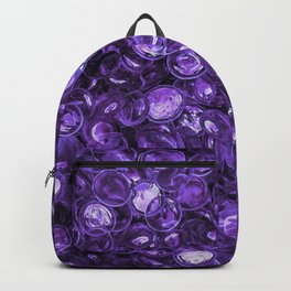 Pebbles By The Sea Backpack