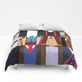 The 12 Doctors Comforters
