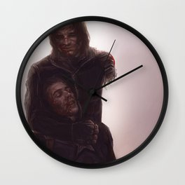 till the end of the line. Wall Clock