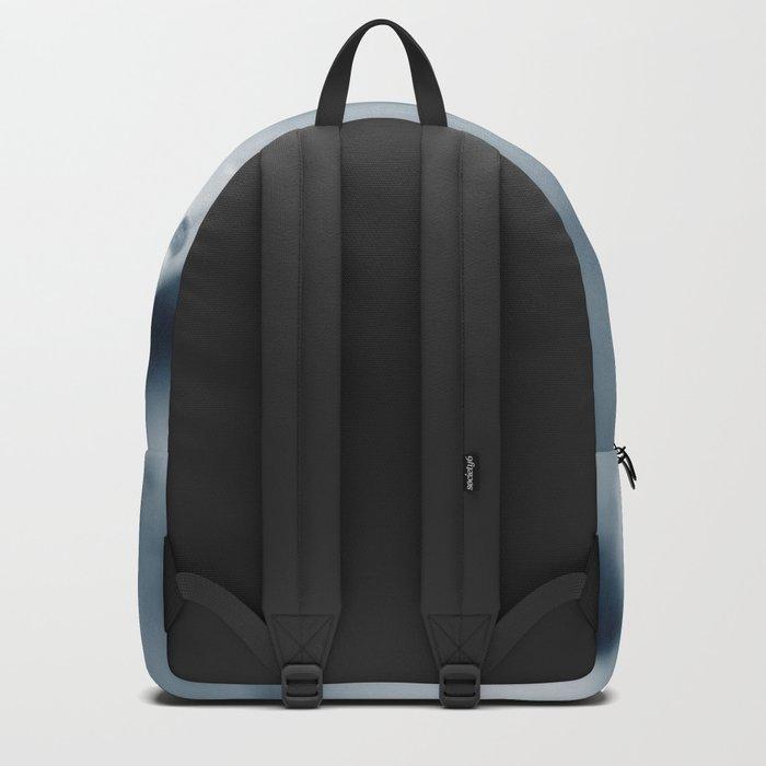 Rose - powder blue Backpack