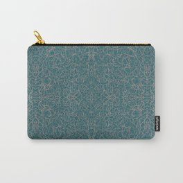 Etching 2 Carry-All Pouch