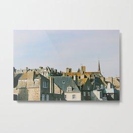 Saint-Malo Metal Print