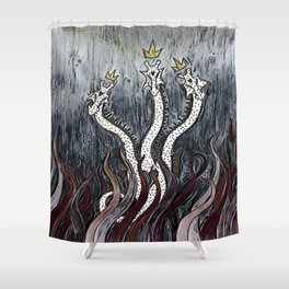 Princes Shower Curtain