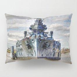 USS Texas Pillow Sham