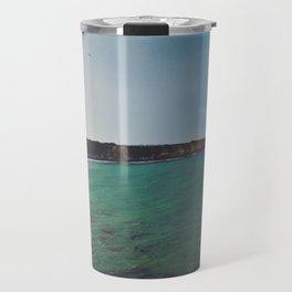 Pointe du Hoc - Normandy France Travel Mug