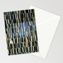 Brown & Black pattern Stationery Cards