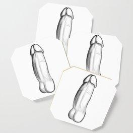 Dick #3 Coaster
