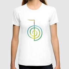 Cho-Ku-Rei - Reiki-Symbol T-shirt