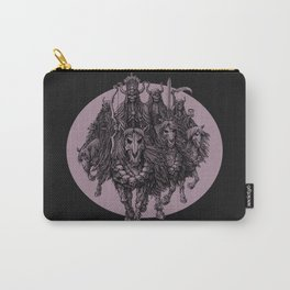 """""""The four horsemen of the apocalipse"""" Carry-All Pouch"""