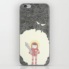Strong Warrior iPhone & iPod Skin