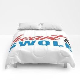 Heart & Swole Comforters