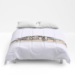 Darwin Martin House Comforters