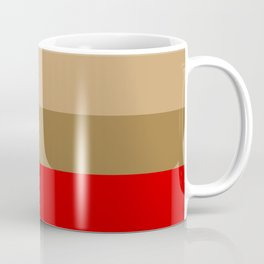 Coffee Irish Flavored Liqueur with Cream - Abstract Coffee Mug
