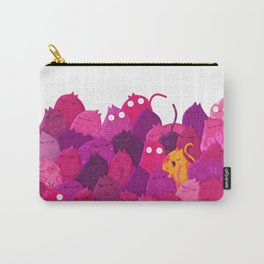 Life in pink Carry-All Pouch