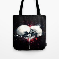 Death Lovers Tote Bag