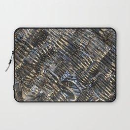 Metal Sky Laptop Sleeve