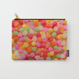 Gumdrop Candy Pattern Carry-All Pouch