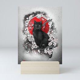 I'm a Cat Mini Art Print