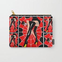 Veuve Noire Carry-All Pouch