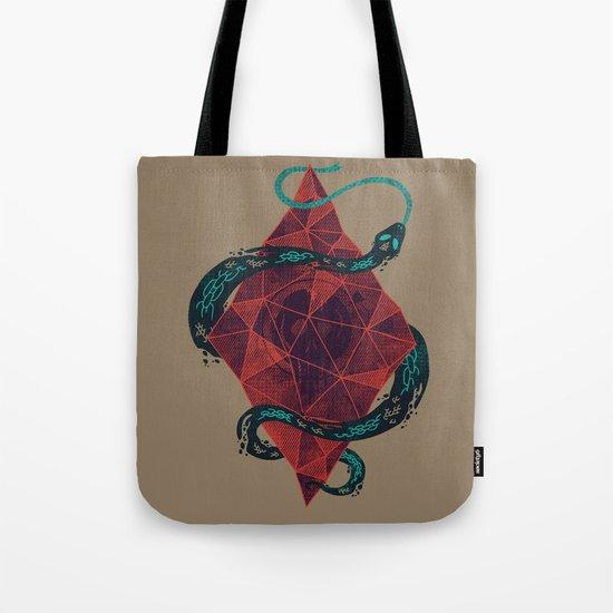 Mystic Cystal Tote Bag