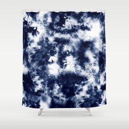 Tie Dye & Batik Shower Curtain