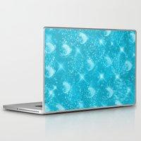 skyfall Laptop & iPad Skins featuring SkyFall by KRArtwork