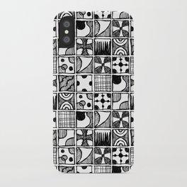 Squares iPhone Case