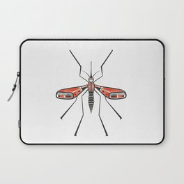The  Friendly Mosquito Laptop Sleeve